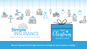 Merry Christmas from Simple Insurance